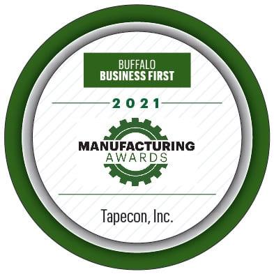 Manufacturing Web Button 2021 - Tapecon