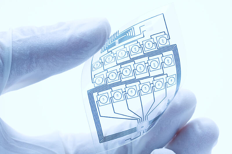 Printed Flexible Electronics