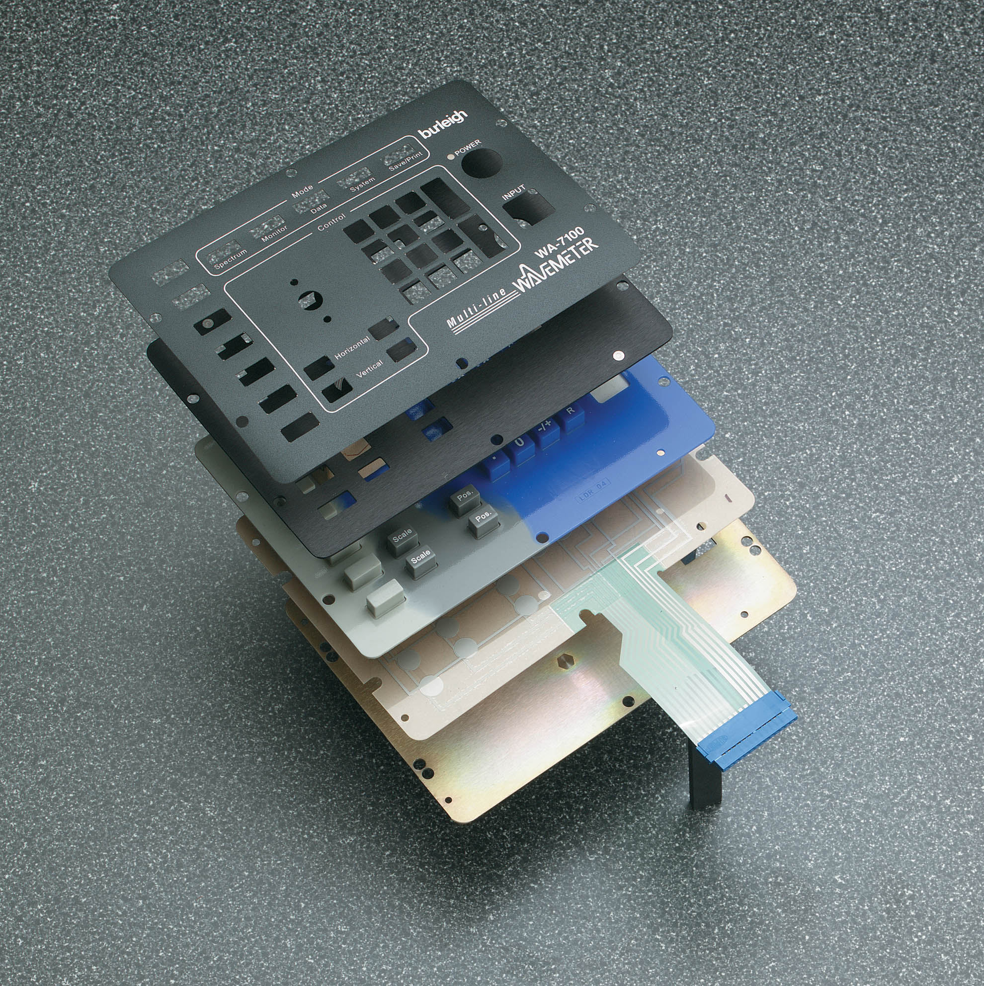 tapecon-membrane-switch