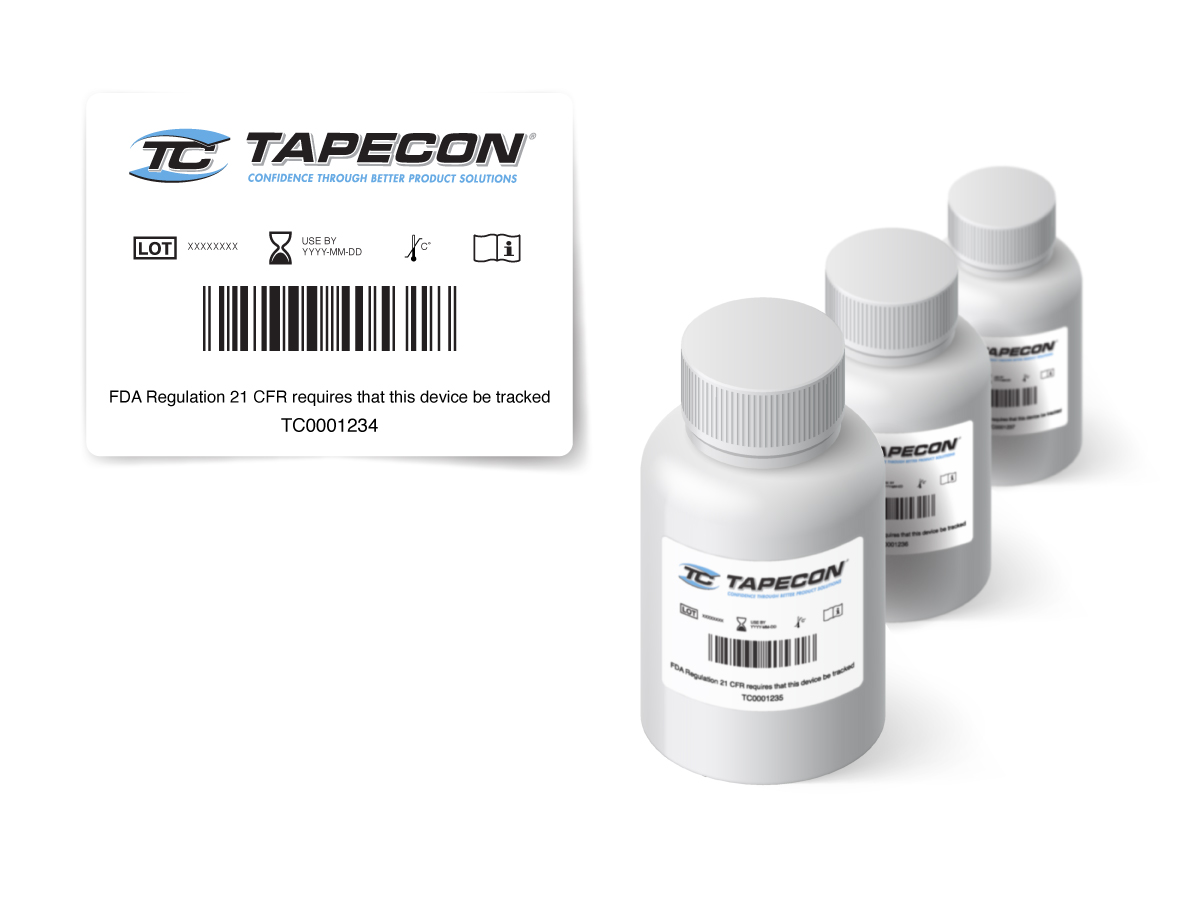 7 Important Considerations When Creating a Medical Device Label | Tapecon