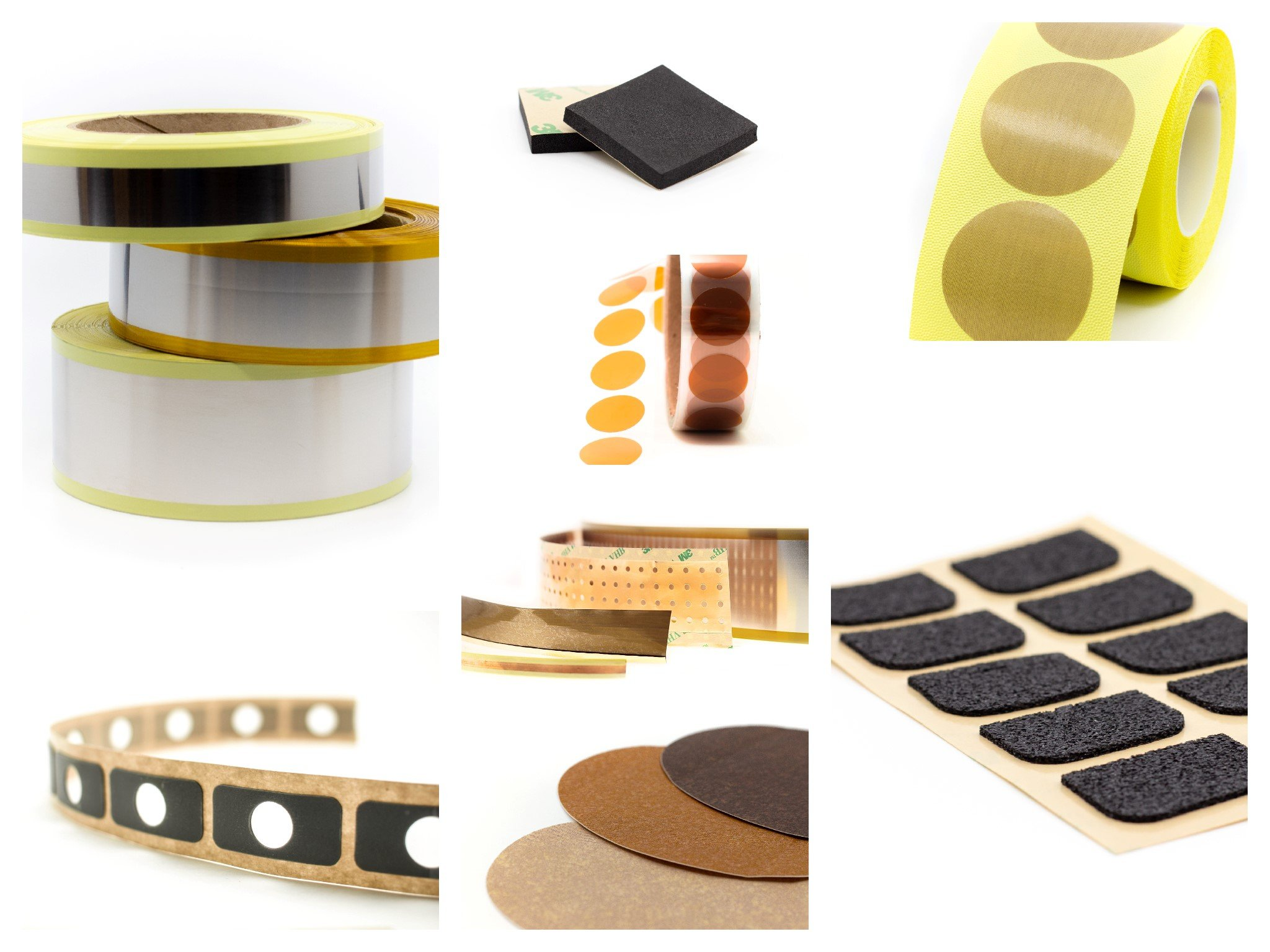 Types of Products Made Through Custom Converting