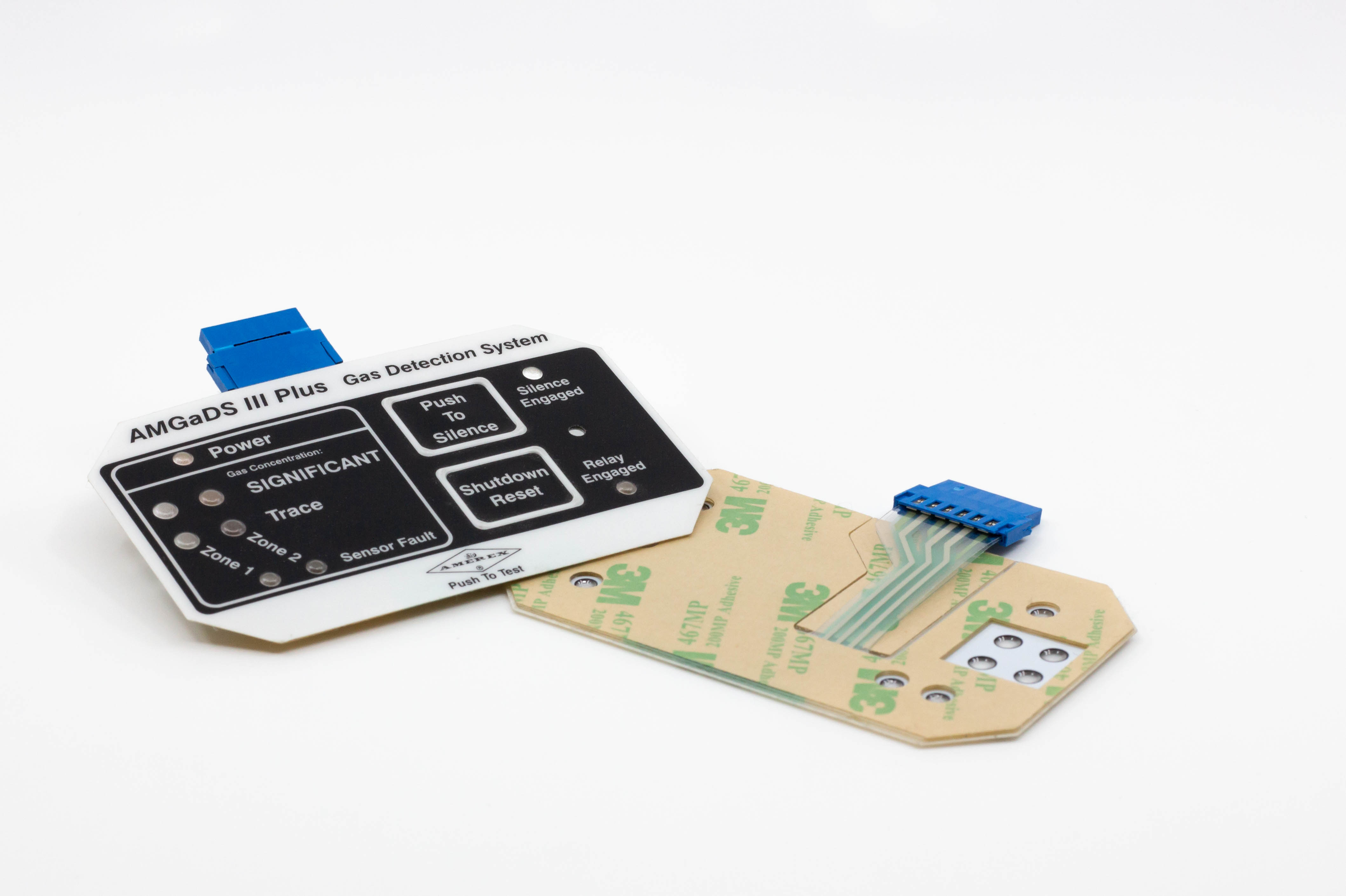 Membrane Switch Design Components and Features