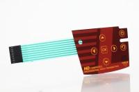 Tapecon Printed Electronics Membrane Switch