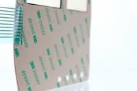 Tapecon Printed Electronics Membrane Switch Back Detail