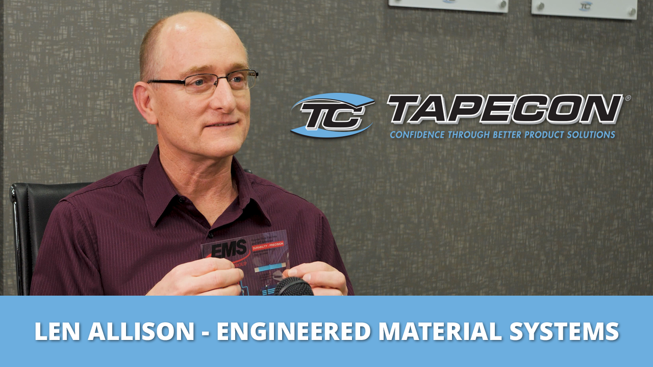 Flexible Printed Electronics - Len Allison - EMS - Steve Davis - Tapecon